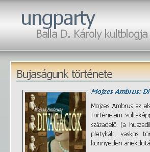 Ungparty Kultblog
