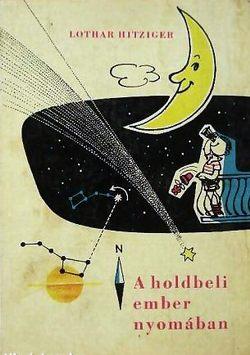 könyv - holdbéli ember