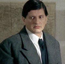 Giacomello Roberto Karinthy Frigyes szerepében a T.Ú.K. - Tanár úr kérem c. filmben