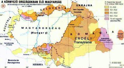 Határon túli magyarok
