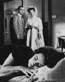 Múlt nyáron, hirtelen - Montgomery Clift, Katharine Hepburn és Elizabeth Taylor