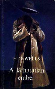 láthatatlan ember - wells