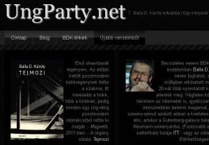 A blogfő