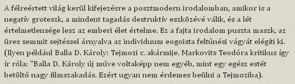 markovits-kislant