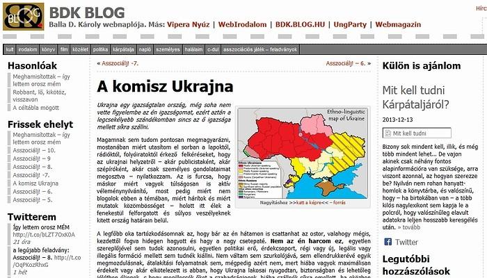 blogdizájn 2013
