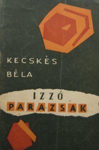 Kecskés Béla Izzó parazsak - versek
