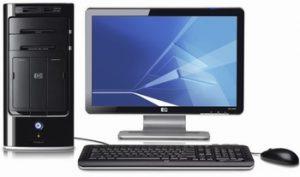 asztali pc - személyi számítógép